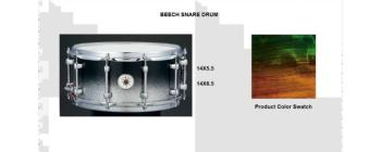 Snare 14X5.5 Beech Forest Fade (SA-SD1455BEFF)