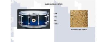 Snare 14X6.5 Bubinga Gold Champagne (SA-SD1465BVGC)