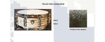 Trilogy Snare 14X6.5 Champagne Sparkle (SA-SD1465TRCS)