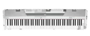 Piano, pure and simple (KO-SP170WH)
