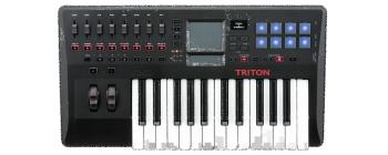 USB MIDI CONTROLLER WITH TRITON ENGINE (KO-TRTK25)