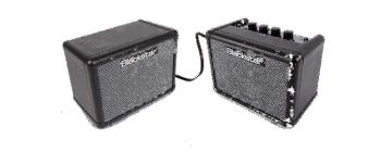 3 Watt Mini Bass Amp with Extension Cab (BL-FLY3BASSPAK)