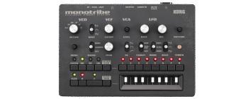 Electribe-Style Analog Drums & Synthesizer (KO-MONOTRIBE)