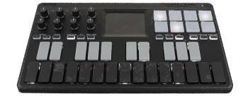 A mobile MIDI keyboard (KO-NANOKEYST)