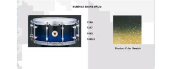 Snare 14X05 Bubinga Black & Gold (SA-SD1450BVBG)