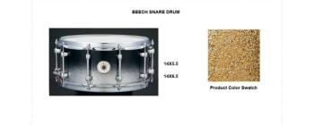 Snare 14X5.5 Beech Gold Champagne (SA-SD1455BEGC)