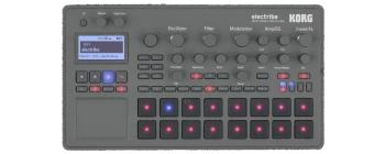 Electribe now includes more sophisticated features (KO-ELECTRIBE)