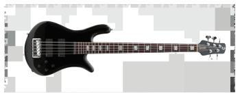 Spector Euro5 - Solid Black Gloss (SP-EURO5BK)