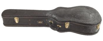Hard Shell Dreadnought 12-String Jumbo Croco Case (LA-HLGD712)