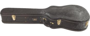 Hard Shell Jumbo 12-String Croco Case (LA-HLGJ712)