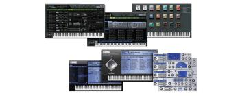 Digital Classics Reborn as Virtual Instruments (KO-KLCDE)