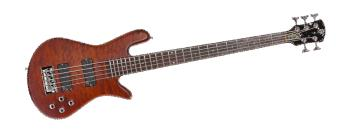 Legend 5 Neck-Thru - Walnut Stain Matte (SP-LG5NTWAL)