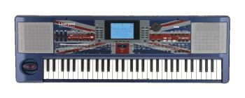 An Arranger Keyboard (KO-LIVERPOOL)