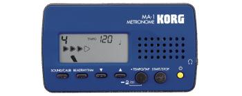 Visual Beat Counting Metronome in Blue (KR-MA1BL)