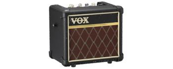 Portable Modeling Guitar Amplifier (VO-MINI3G2CL)